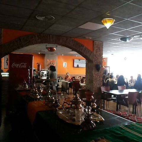 el arco... #castellon #restaurante