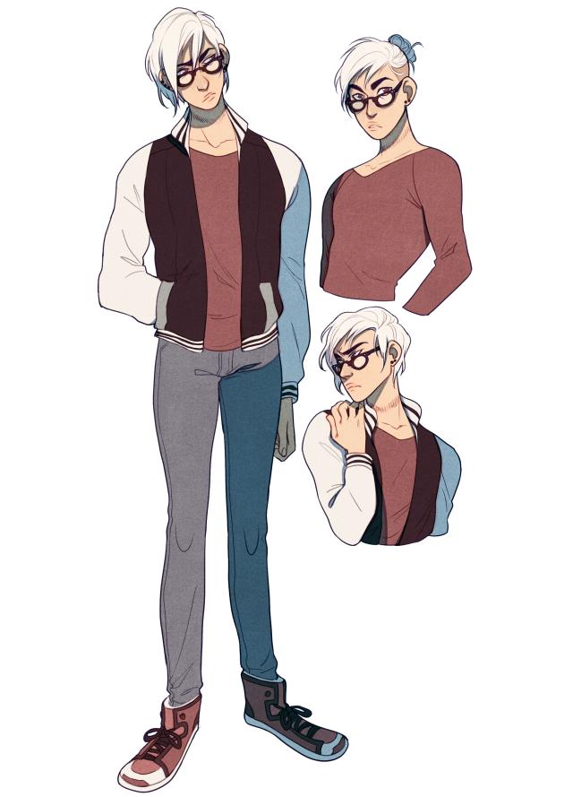 Anime Character Design Tips : Sandflakedraws joey granger on devianart character