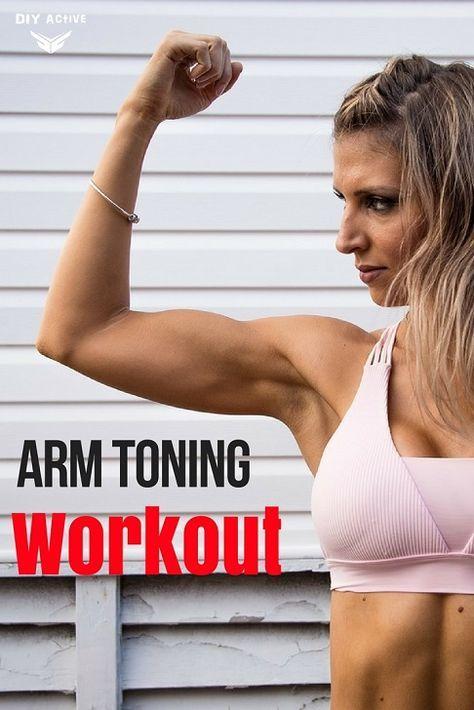 Arm Equation Part Two: Bicep Workout via @DIYActiveHQ #workout