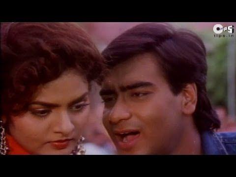 Tumse Milne Ko Dil Phool Aur Kaante Ajay Devgn Madhoo Alka Yagnik Kumar Sanu Youtube Dj Songs Mp3 Song Songs