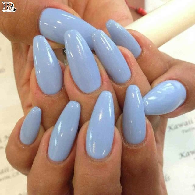 Photo of Top 25 Blaue Schattierungen für Gel Nägel 2019 | Nageldesigns.info