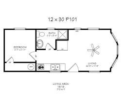 Image Result For 12 X 30 Floor Plans Cabin Floor Plans
