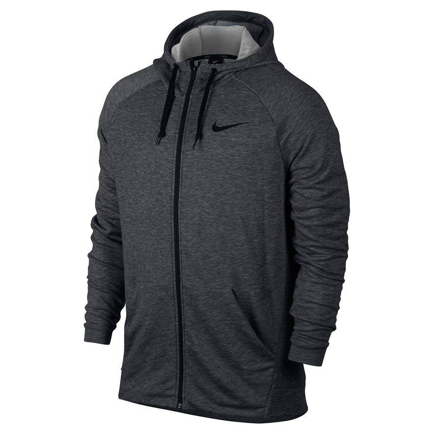 Nike Herren M Nk Dry Hoodie Fz Fleece Sweatshirt