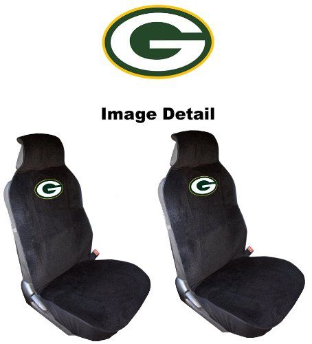 Green Bay Packers Car Truck SUV Low Back Bucket Seat Covers