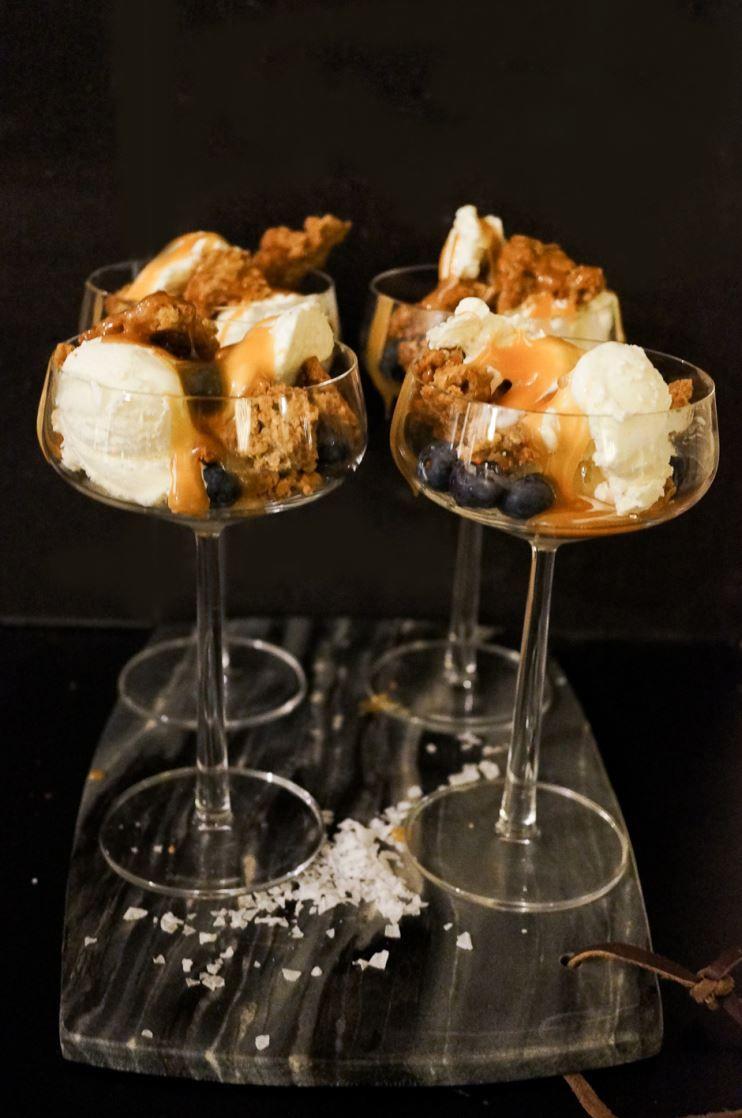 Efterrätt I Glas Desserter I 2019 Glas Desserts Och Coupe Glass