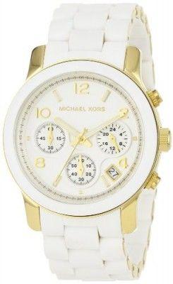 a8cebbb150f0 Relógio Michael Kors MK5145 Women s Two Tone Stainless Steel Quartz  Chronograph White Dial Watch  relogio  MichaelKors
