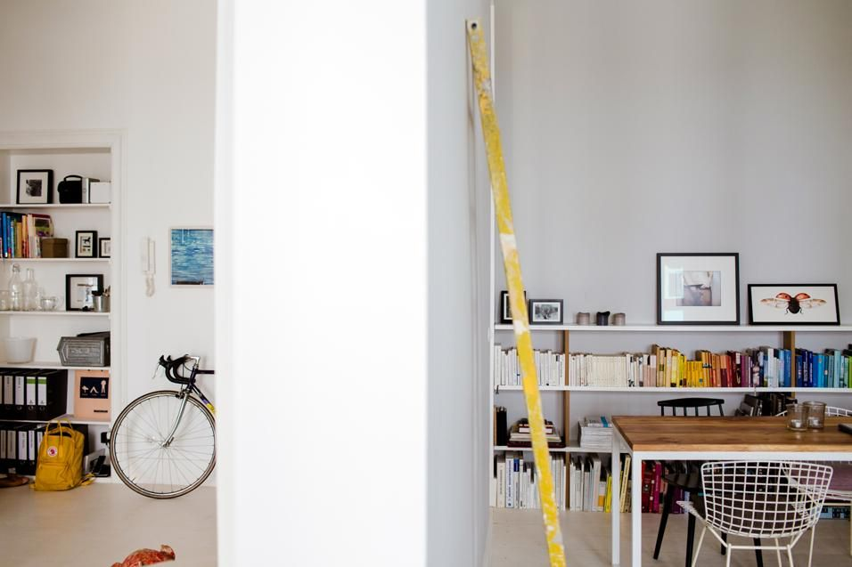 Appartamento neo-bohémien a Berlino