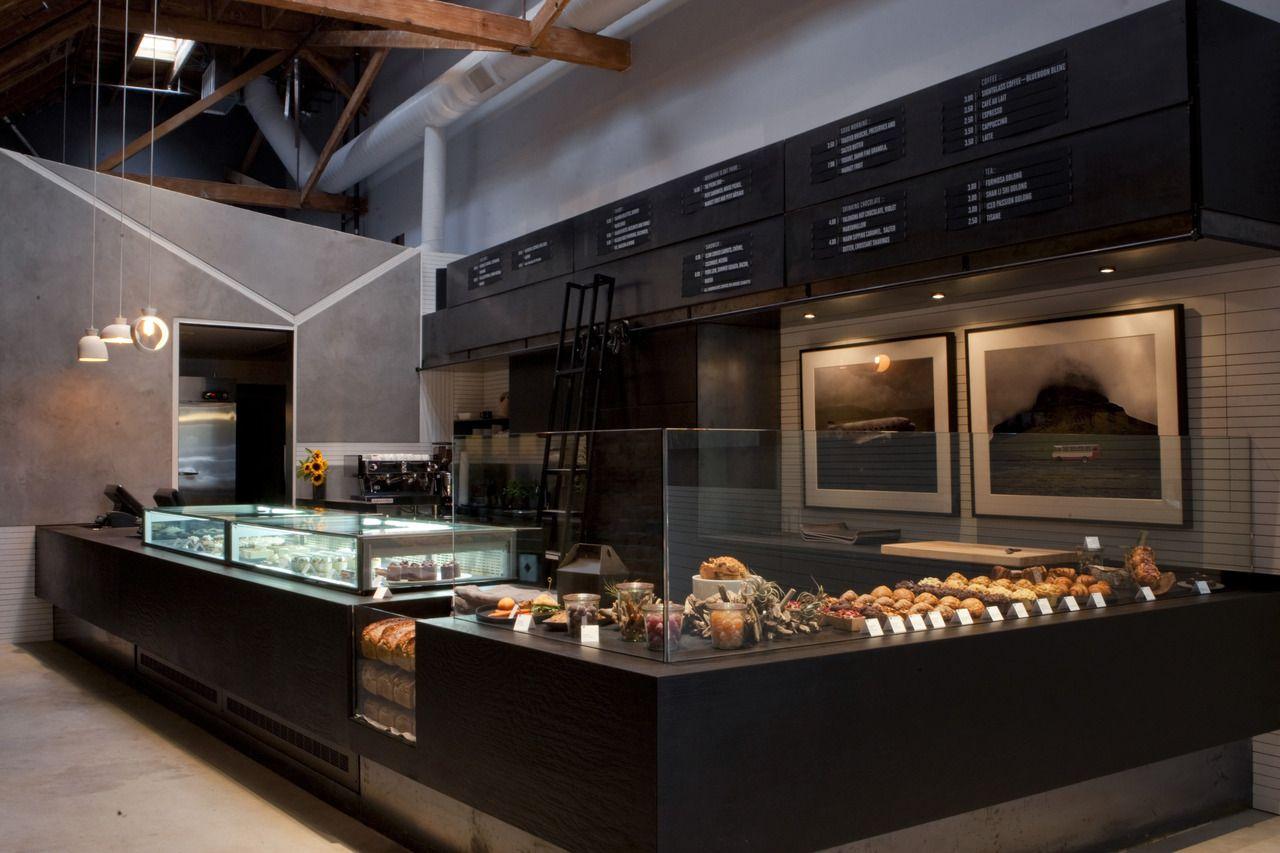 craftsman & wolves, mission district | Bakery design ...