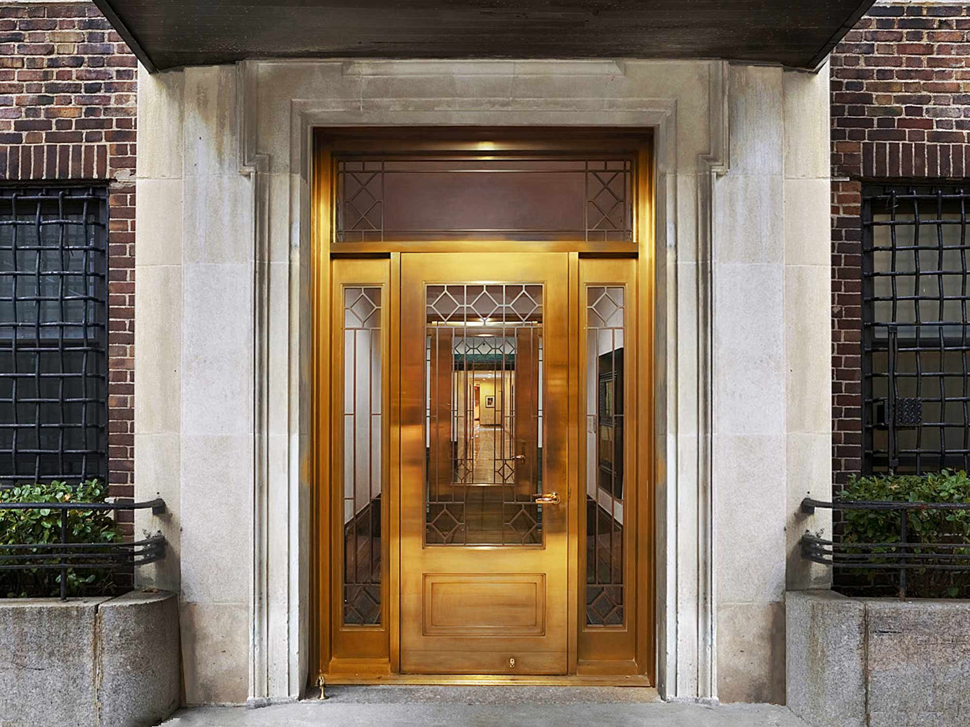 Nyc Apartment Building Entrance Google Search Lobby Hero