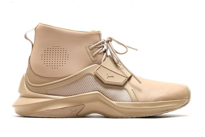 Rihanna x PUMA Fenty Trainer Hi – Sneaker Freaker | shoes