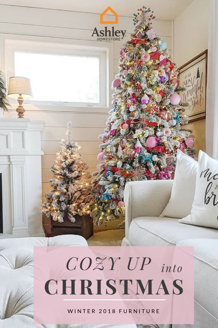 Cozy Up Into Christmas Farmhouse Christmas Decor Realistic Christmas Trees Beautiful Christmas