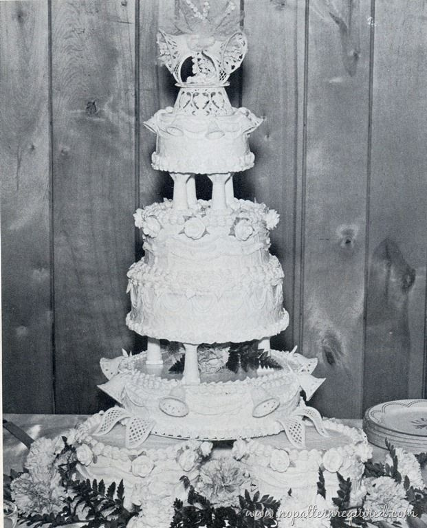 1930s wedding cake wedding cake styles 1950 s search wedding cake 10084