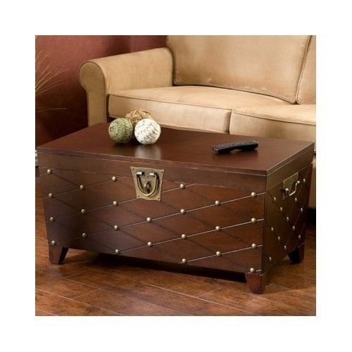 Cocktail-Table-Trunk-Living-Room-Accent-Chest-Contemporary-Coffee