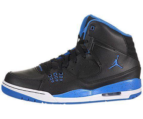 low priced 32f16 990ba Jordan Mens Sc-1 Black Blue 538698-017 Jordan.  119.99