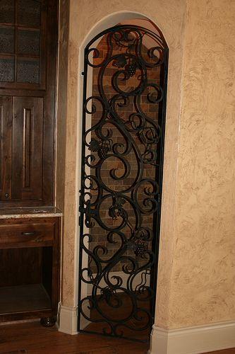 Artistic Wine Cellar Doors Ultimate Iron Works Iron Doors