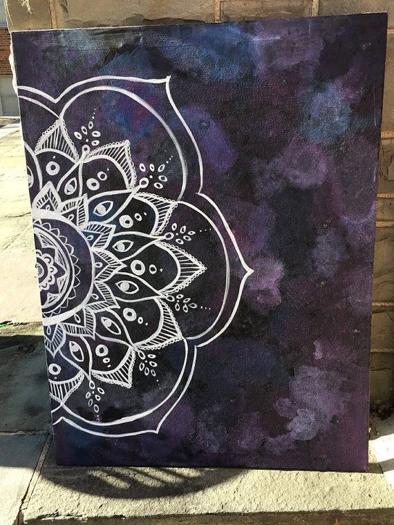 Mandala Wall Art Canvases