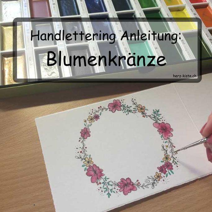 Handlettering 5 Kreative Anleitungen Teil 1 Lettering