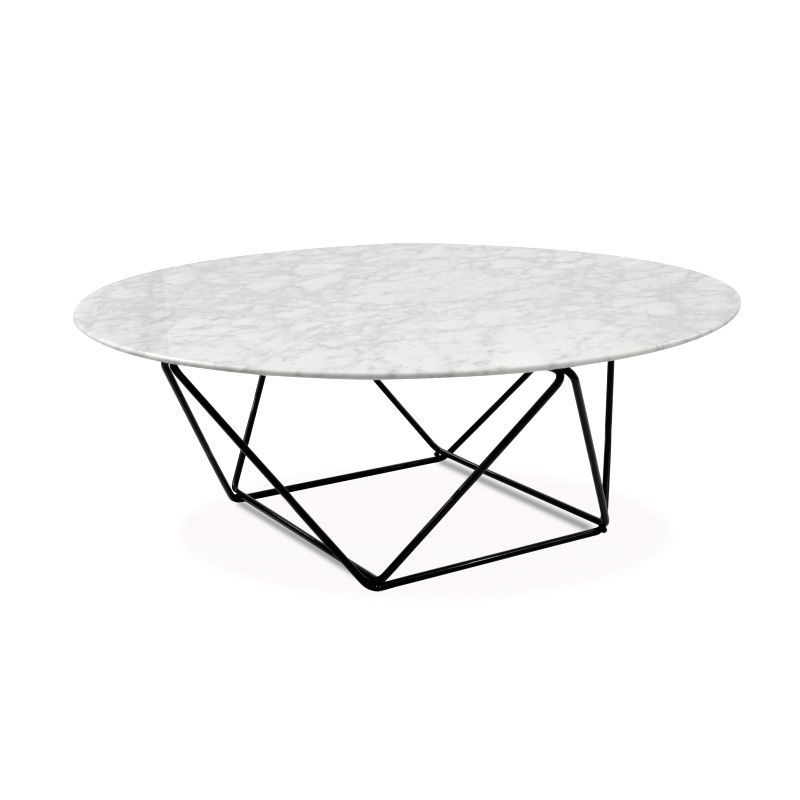 Give Your Home Edgy Appeal With The Robin Mable Coffee Table