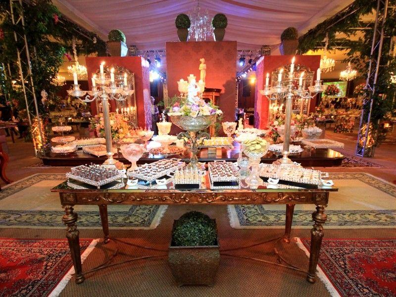 Sala de doces buffet dulcila festas mob lia dulcila for Mobilia wedding