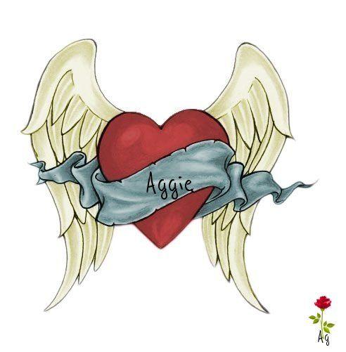 Dreamies De R4tdpmp84rt Jpg Herz Mit Flugeln Tattoo Herz Tattoos Zeichnungen Von Herzen