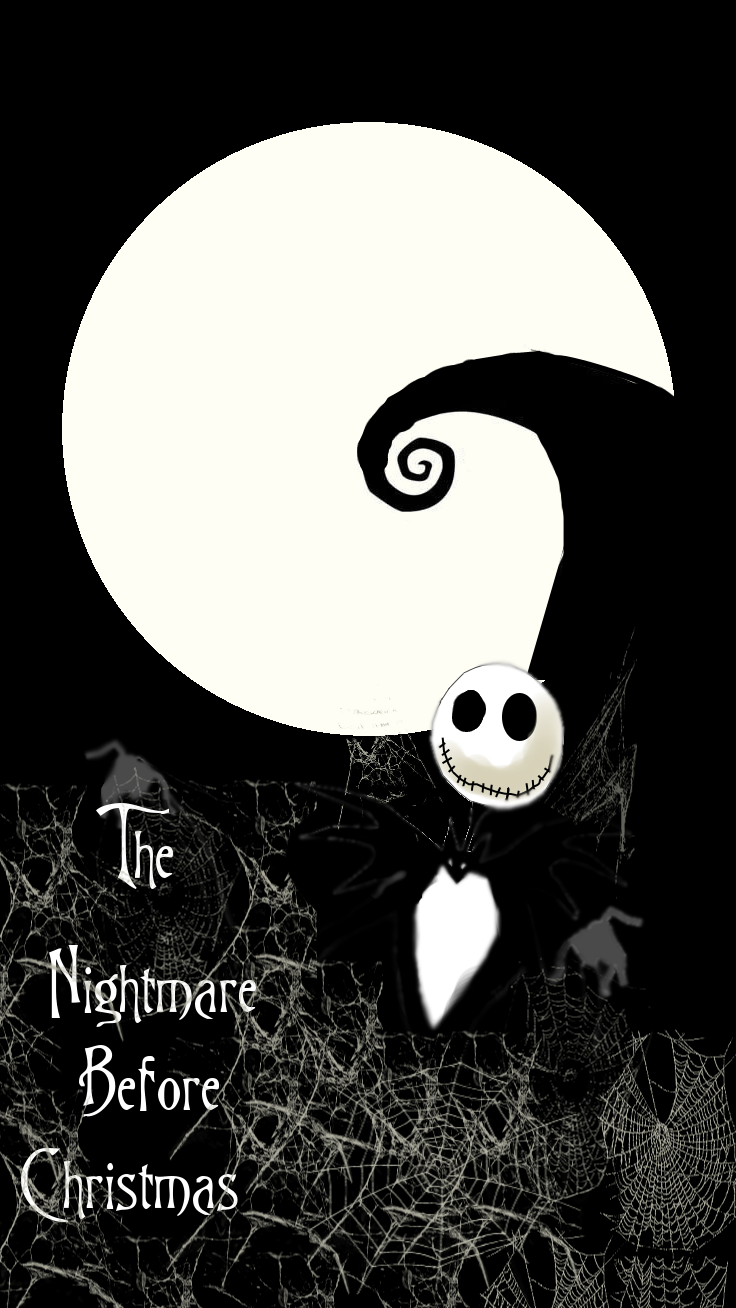Nightmare Before Christmas Wallpaper Iphone By Me Caly Nightmare Before Christmas Wallpaper Iphone Wallpaper