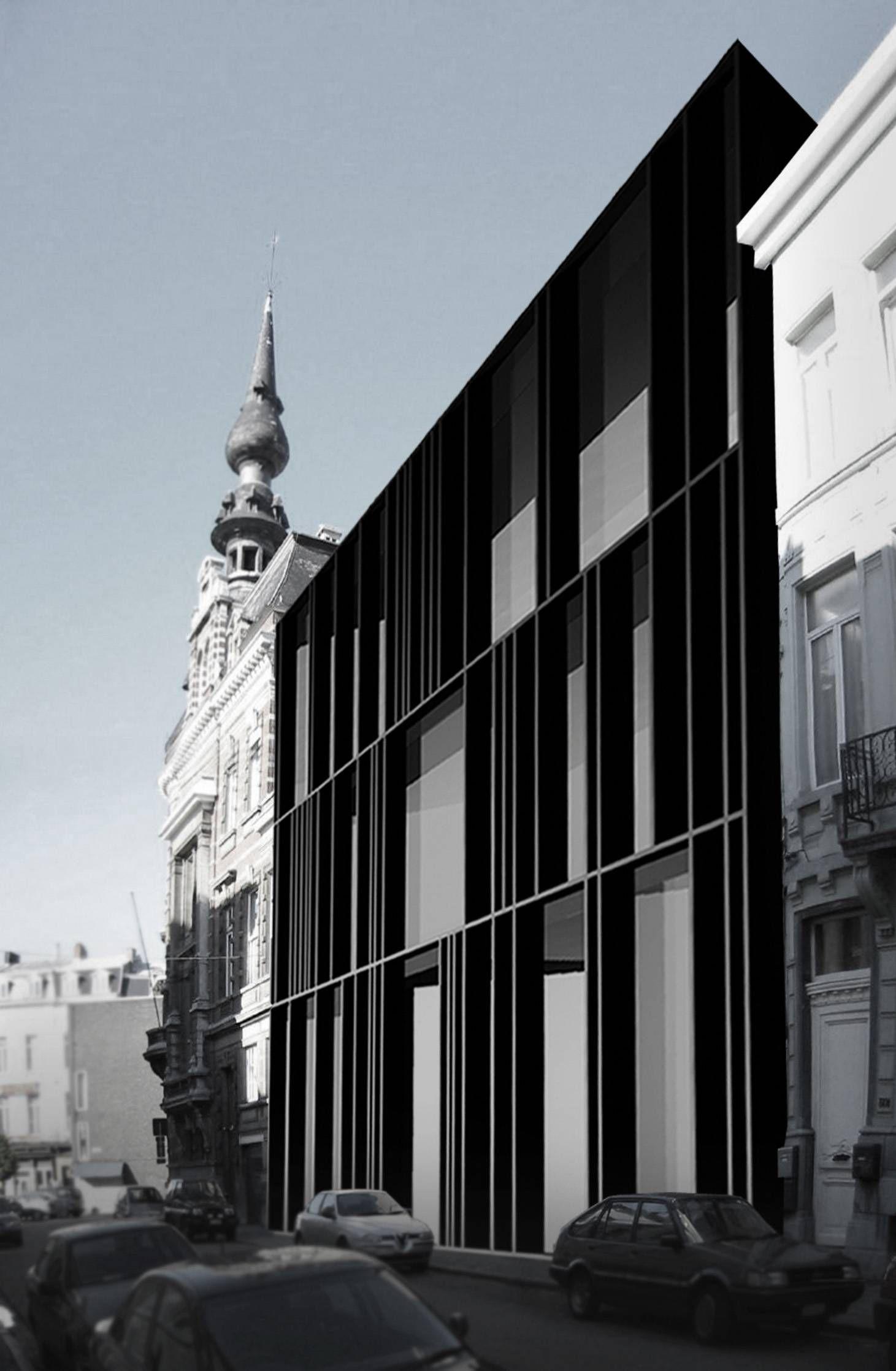 Projects Vincent Van Duysen Fachada arquitectura