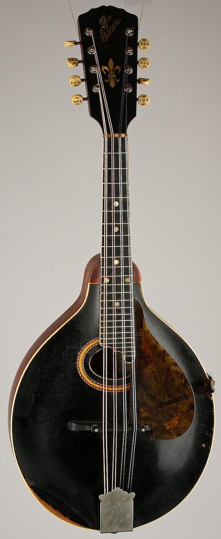 gibson a 4 1913 mandolin madness mandolin guitar banjo. Black Bedroom Furniture Sets. Home Design Ideas