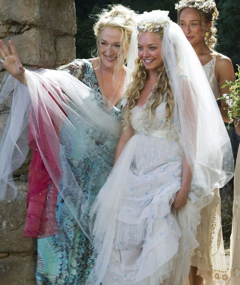 The  Most Iconic Film Wedding Dresses of All Time  WEDDING