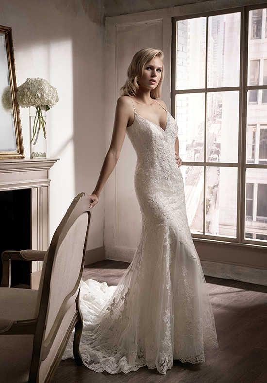 Jasmine Couture T192004 Mermaid Wedding Dress