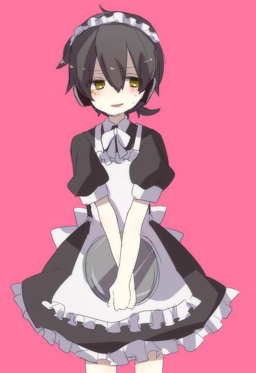 Kuromary Tumblr Maid Outfit Anime Maid Neko Boy