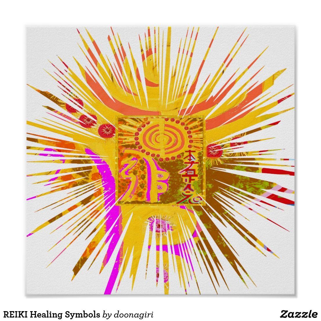 Healing symbols poster reiki healing symbols poster biocorpaavc