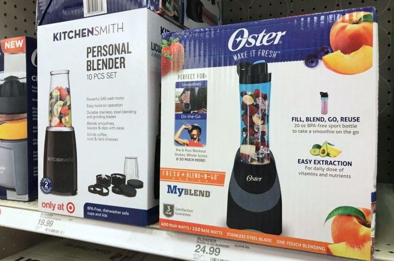 Oster MyBlend Blender, Only 15.19 at Target! Tide