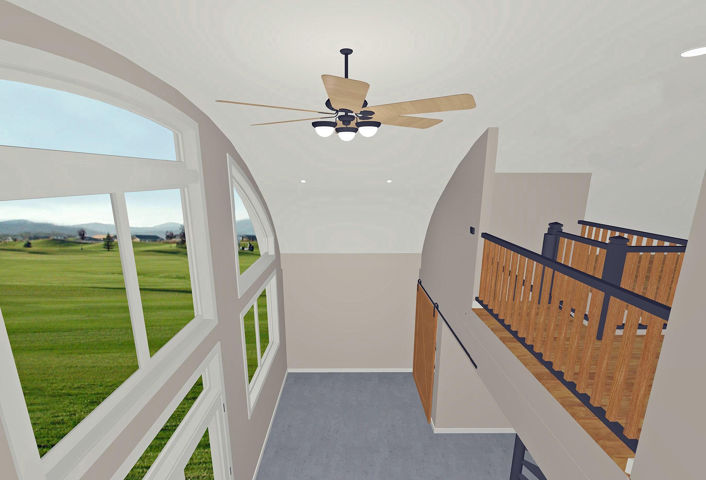 Exterior: Architect Quonset Plans