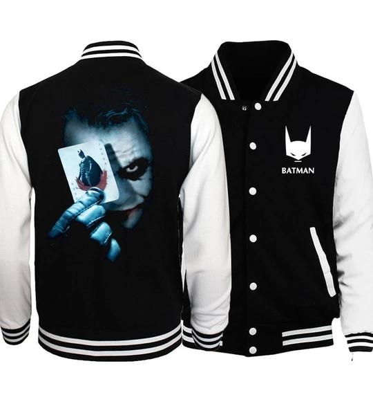 New Baseball jacket Deadpool Sweatshirt Clothing coat Unisex