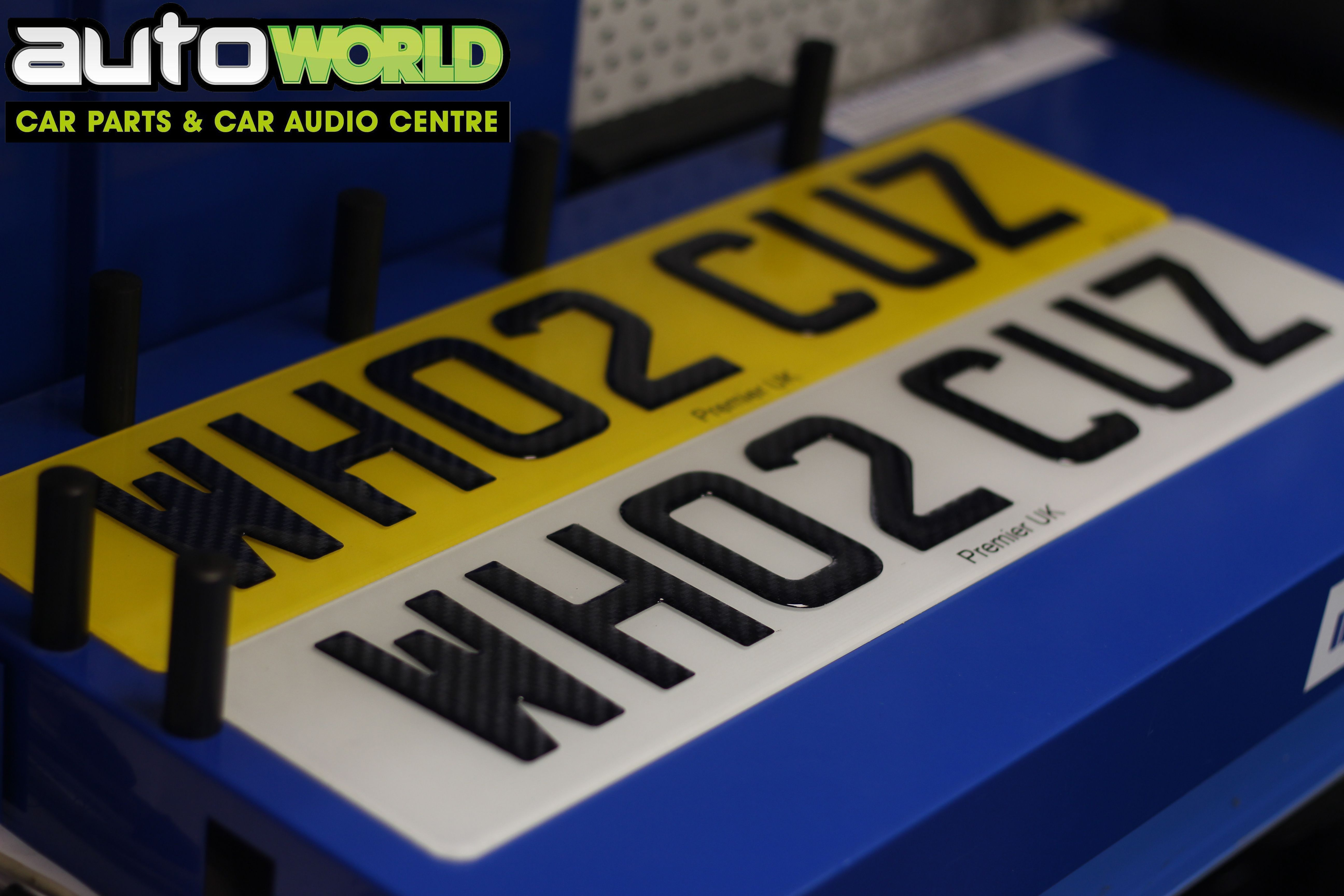 We can be your one-stop destination for getting car number plates in ...