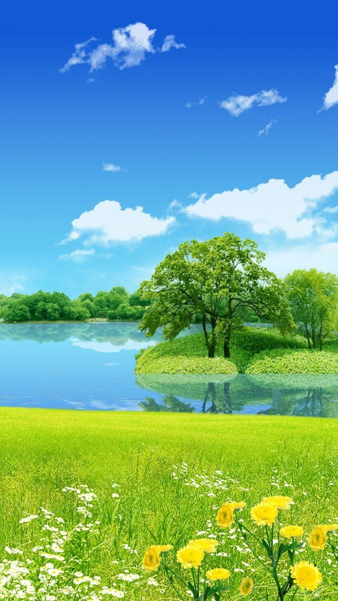 Hd wallpaper nature for mobile - Download Natural Scenery Phone Wallpapers Free Mobile Hd