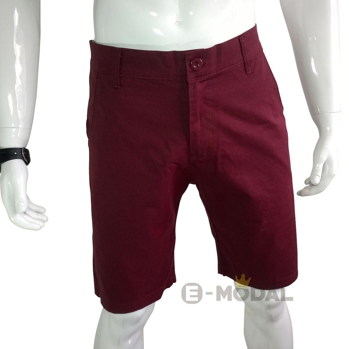 Bermuda Jeans Colorida Masculina - Várias Cores - R  47 f2a8560fa79