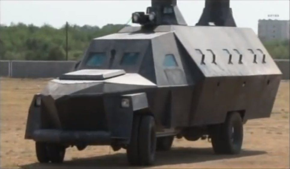 7 incredible narco tanks built by Mexican cartels   The incredibles,  Cartel, Tank