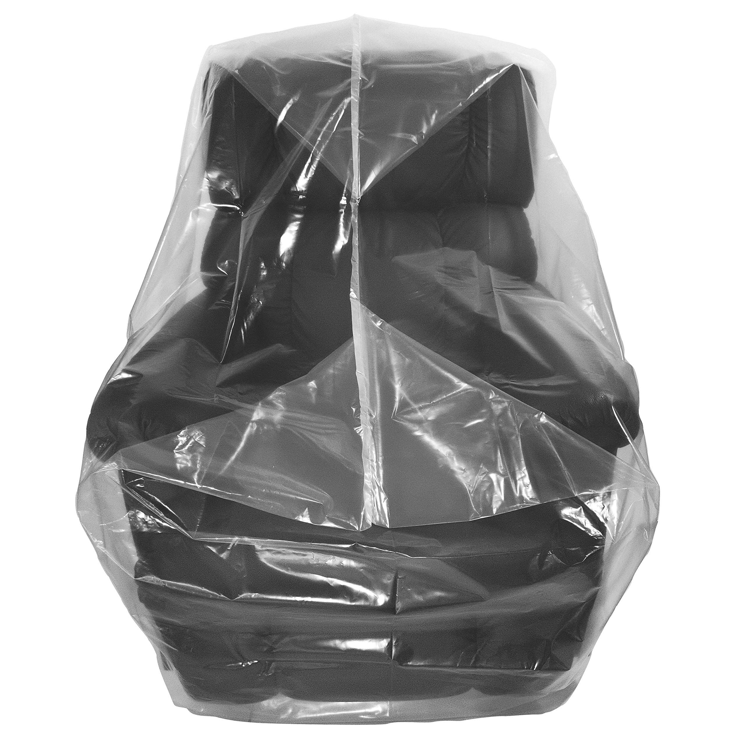 Wowfit Furniture Cover A Dust Proof Moving Bag For Chairs Recliners Moving Boxes A Clear Odorless Plastic Bag Furniture Covers Chair Cover Moving Boxes