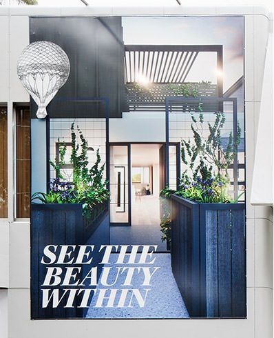 Icon Co Garden House Front Garden Image by Hoyne Design