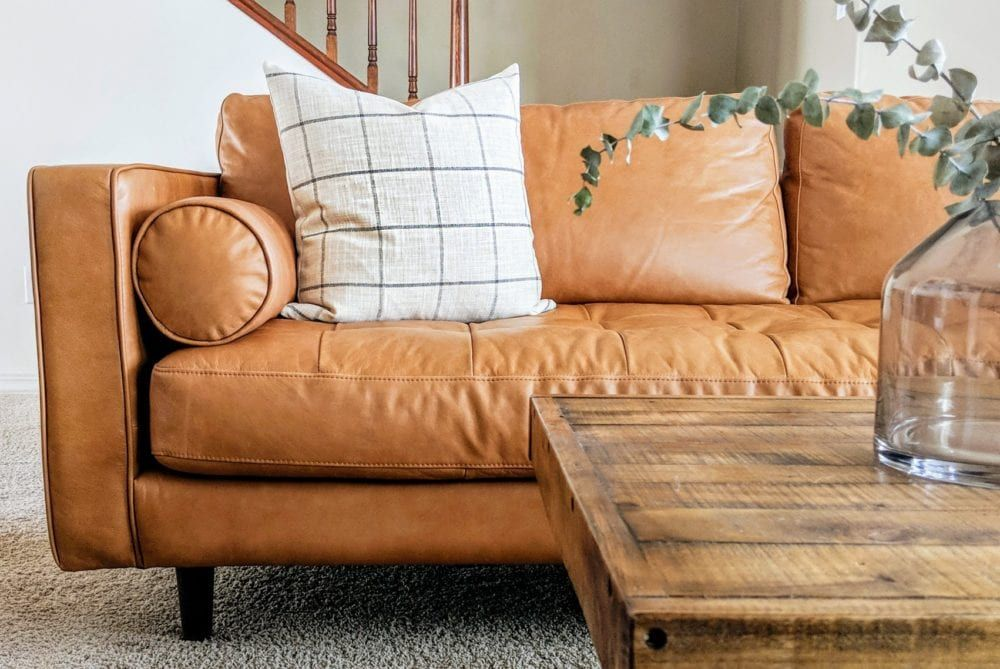Article Sven Sofa Review Sven Sofa Modern Leather Sofa Leather