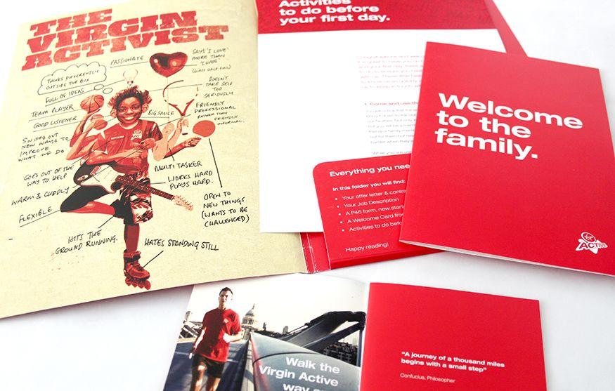 Va Orientation Kit  Graphic Design Love