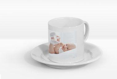 Aus deiner selbst gestalteten Mokka-Tasse schmeckt's gleich viel besser!