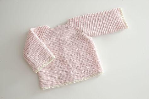 Ropa de lana: Jersey de punto paso a paso (patrones gratis) | | Oh ...