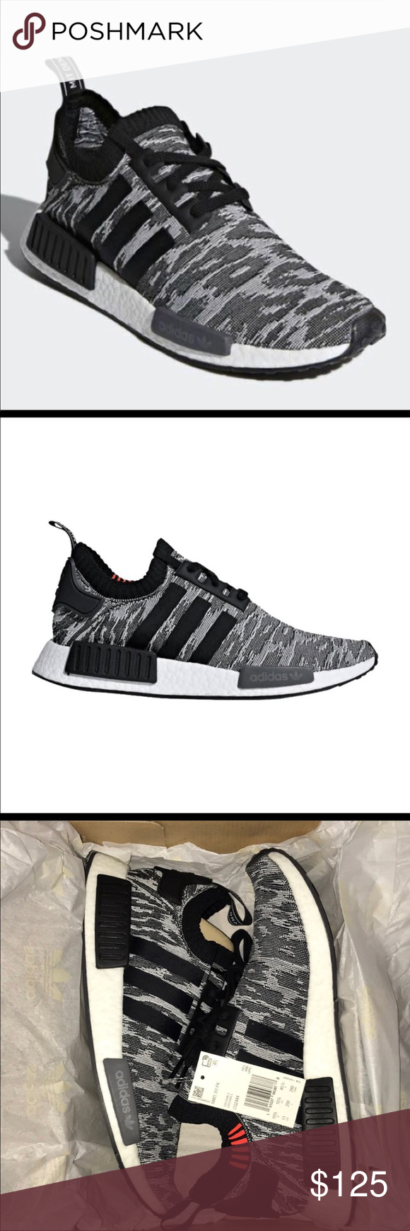b0553eeceb081 Adidas NMD -R1 PK CQ2444 Born from an inspired past