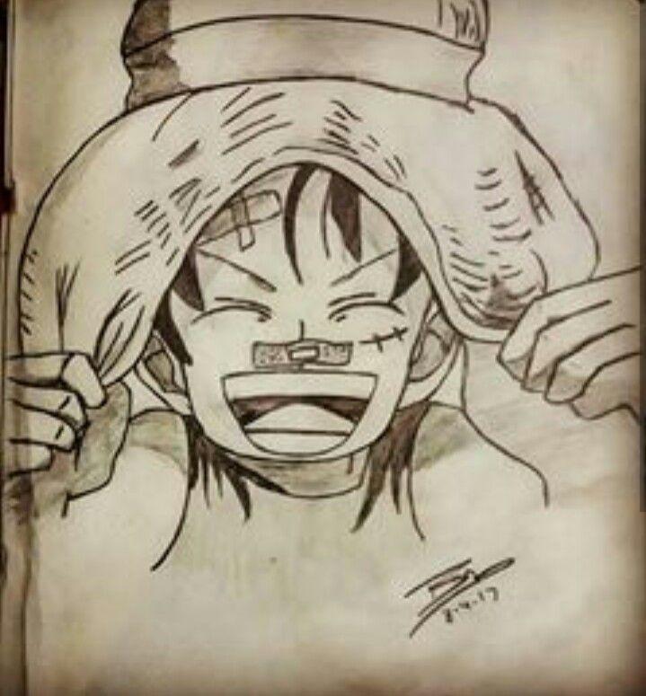Luffy #onepiece