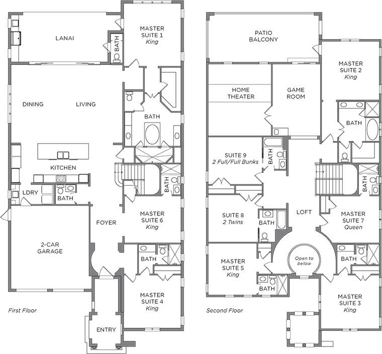 9 Bedroom Floor Plans Google Search Floor Plans Bedroom Floor Plans Bedroom Flooring