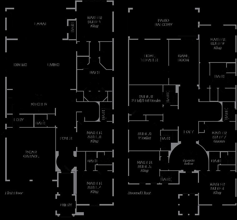 9 Bedroom Floor Plans Google Search Floor Plans Bedroom Floor