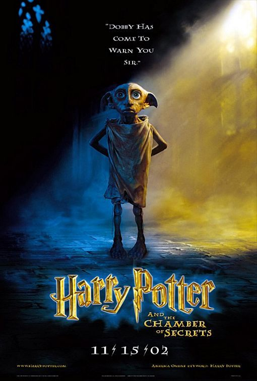 Harry Potter And The Chamber Of Secrets Movie Poster  Internet