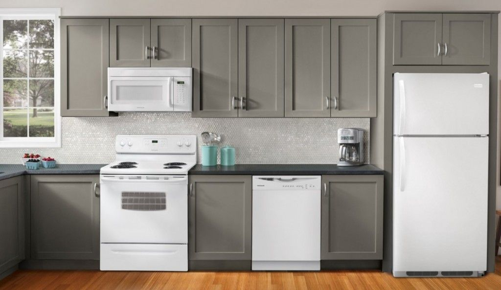 nice Complete Kitchen Appliance Packages #3: images about kitchen ideas on pinterest ikea bekvam two tone cabinets and two toned kitchen. kitchen appliances appliance packages ...